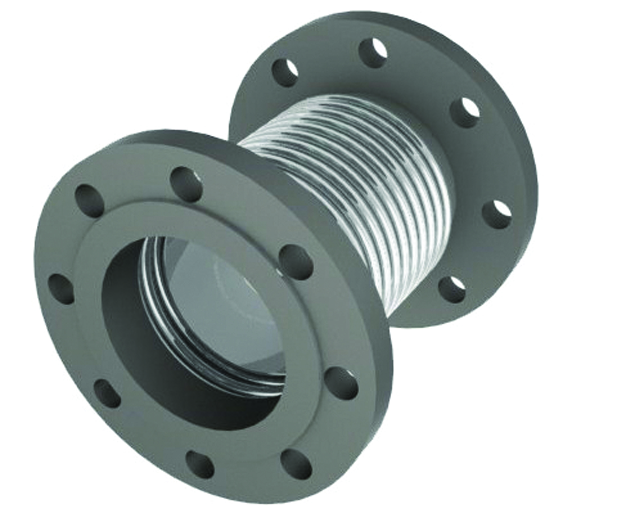 AX1 Flanged Axial Bellow