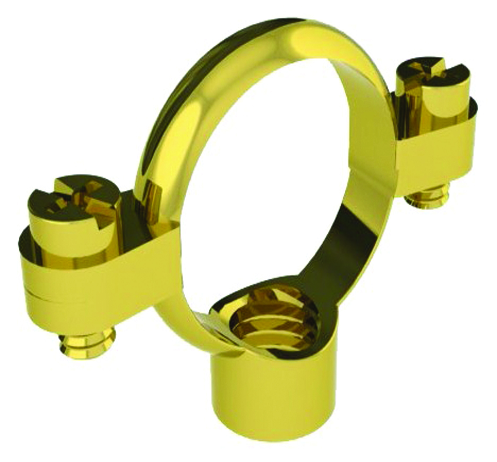 DST Oversized Brass